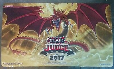 Slifer the Sky Dragon (der Himmelsdrache) Judge Travel Playmat Spielmatte