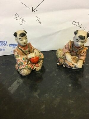 Chinese Antique Figurines