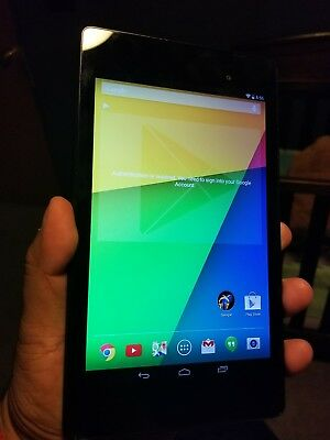 ASUS Google Nexus 7 Android Tablet  16GB ~ Wi-Fi ~ 1st Gen (2012)