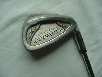 Used Tommy Armour 845s Oversise 8 Iron. right hand, R Flex Steel