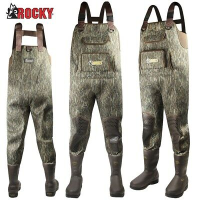 Rocky Waterfowler WP 1000gr Insulated Waders (9)- MOBL