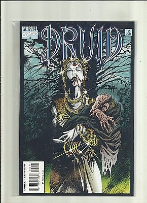 Druid . #2 of 4. Marvel Comics . (1995).