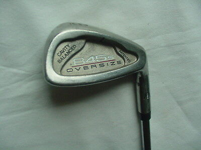 Used Tommy Armour 845s Oversise 9 Iron. right hand, R Flex Steel