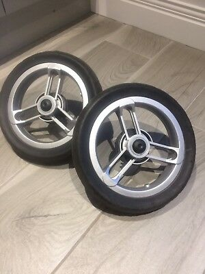 Genuine BabyStyle Oyster Max X2 Back Wheel Replacement For Pushchair