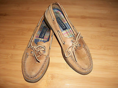 Women's Sperry Topsider Size 7M Shoes
