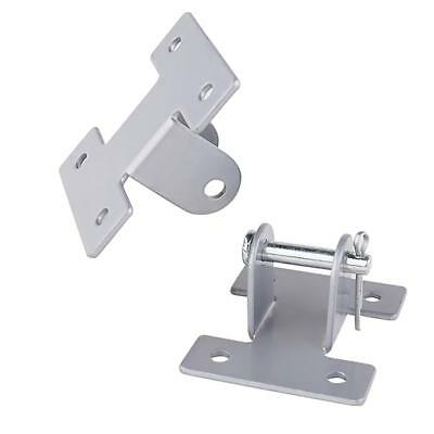 1 Pair of Durable Mounting Bracket Kit for Linear Actuators