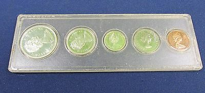 Canadian Prooff Coin Set in Whitman Holder