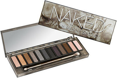 Naked Smoky Eye Palette