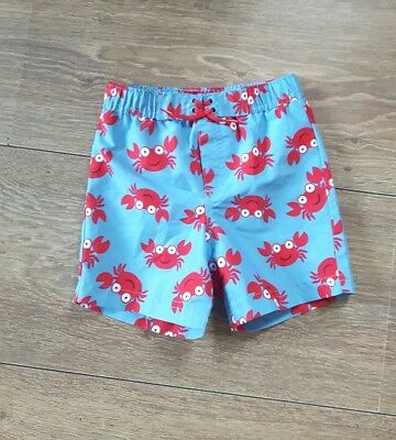 Baby Boys  Swim Shorts Age 18 Months