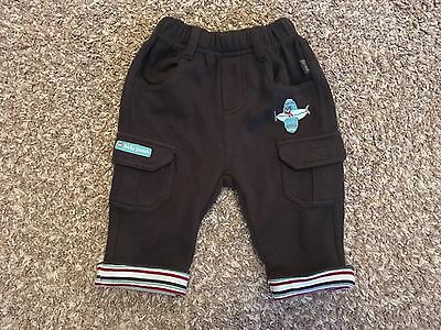 Baby Boys Pumpkin Patch trousers 3-6 months