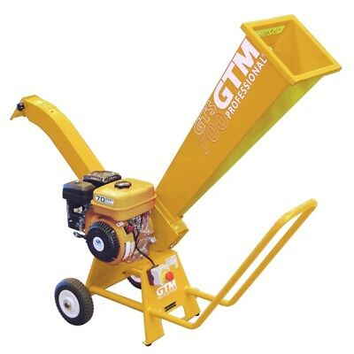 NEW Crommelins Subaru 7.0hp Wood Chipper, 2 Year Warranty