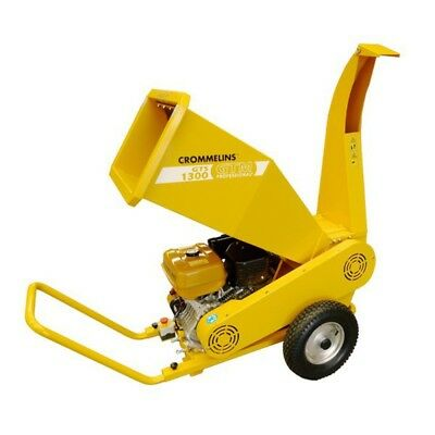 NEW Crommelins Subaru 14.0hp Wood Chipper, 2 year Warranty