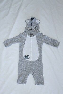 Peter Alexander Kids Mouse One Piece Baby Girl Baby Boy Size 6-9 Months New