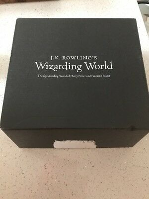 Spellbinding World Of Harry Potter And Fantastic Beasts - Complete Loot Crate