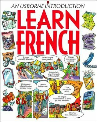 Learn French (Learn Languages S.) by Irving, Nicole Paperback Book The Cheap