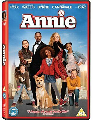 Annie [DVD] [2014] - DVD  KKVG The Cheap Fast Free Post