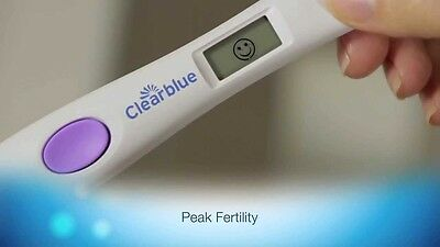 20 Clearblue Digital Ovulation Tests Testing Kit Pack Dual Hormone Indicator 99%