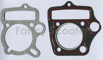 90Cc E-22 Egnine Cylinder Top/base Gasket Set For Pocket Bike, Atv,dirt Bike Et