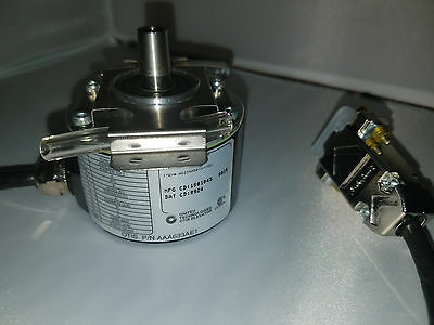 Danaher Dynapar Otis Elevator Rotary Encoder With Cable AAA633AE1 Brand New