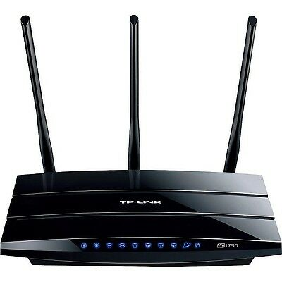 TP-Link Archer C7 1300 Mbps Gigabit Wireless AC Router (AC1750)