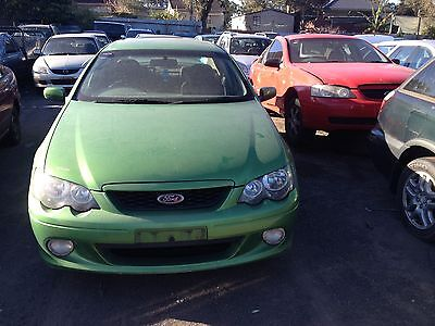 WRECKING Ford XR6 2004