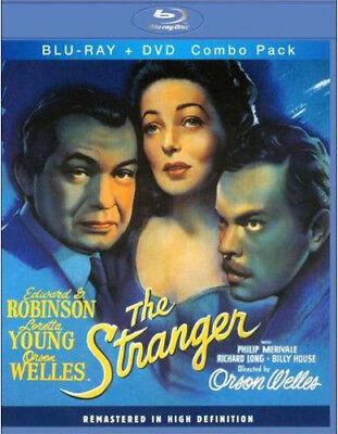 The Stranger [New Blu-ray] The Stranger [New Blu-ray] With DVD, Remastered, Ac