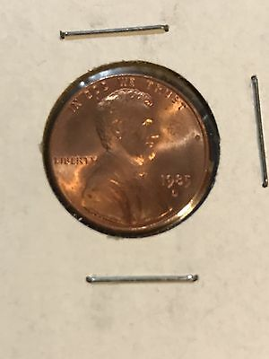 1985-D 1C RD Lincoln Cent