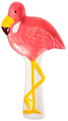Home Essentials Flamingo Spoon Rest One Size