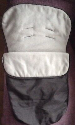 Universal FOOTMUFF COZY TOES BAG To Fit Oyster Pushchair