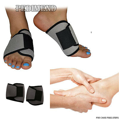 PEDIMEND™ Plantar Fasciitis Cushion Arch Support with Gel Therapy - Foot Care