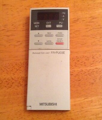 Mitsubishi Keypad/Parameter Unit for Use with A24/A44 series Inverters