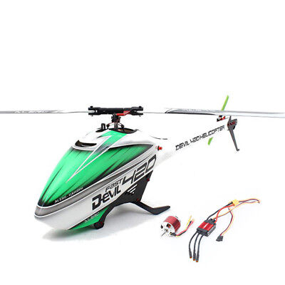 ALZRC Devil 420 Fast FBL RC Helicopter Toys  Standard Combo  AU Stock