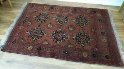 Vintage Country House Shabby Chic Baluch Baluchi Balouch Persian Rug