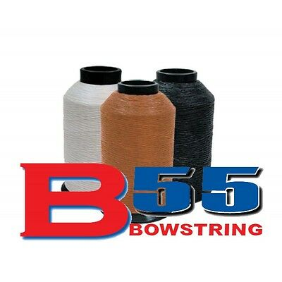 BCY B55 Dacron Spool 1/4lb for Archery Bow String Making - Variety of Colours