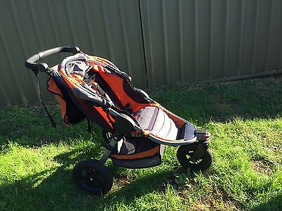 Britax Bob Motion 3 Pram - Perfect Condition!