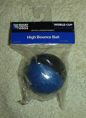 BNWT High bounce ball 2011 Rugby World Cup