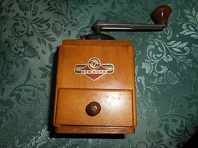 Antique Hand Coffee Grinder
