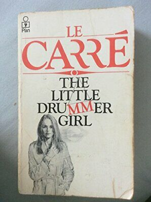 The Little Drummer Girl by Le Carre, John Paperback Book The Cheap Fast Free