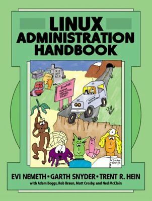 Linux Administration Handbook by Hein, Trent R. Paperback Book The Cheap Fast