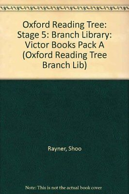 Oxford Reading Tree: Stage 5: Branch Library: Victo... by Rayner, Shoo Paperback