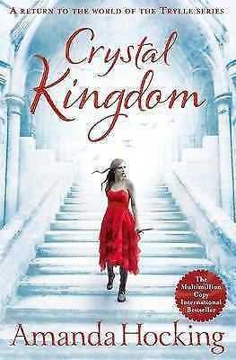Crystal Kingdom  Amanda Hocking, Paperback, NEW BOOK