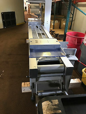 Rollstock type Packaging Machine Multivac 855 with 3 sets tooling