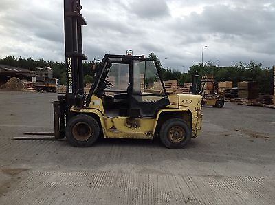 Hyster 7 ton forklift