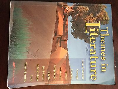 Themes in Literature 3rd Edition A Beka Book