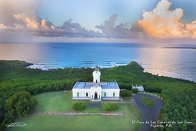 Postcards From Fajardo Puerto Rico 4X6 Lot Of 5 Different Views