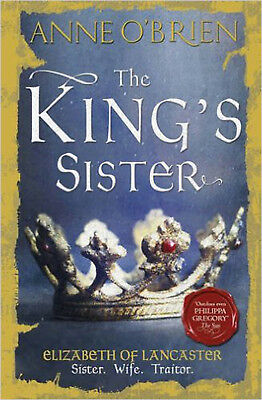 The King's Sister, New, O'Brien, Anne Book