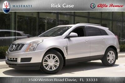 2013 Cadillac SRX Luxury Collection 2013 Luxury Collection 3.6L V6 24V Automatic FWD