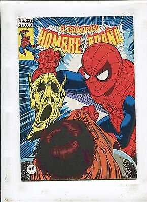 Mexican Amazing Spider-Man #329 (7.0)!