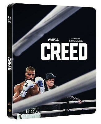 Creed - Limited Edition Steelbook [Blu-ray] New