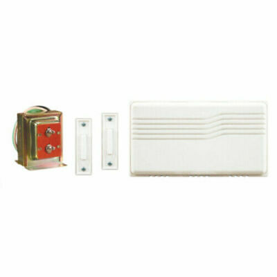 Heathco  SL-27102-02  Wired Doorbell Chime Kit